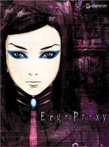 Ergo Proxy DVD1 Cover